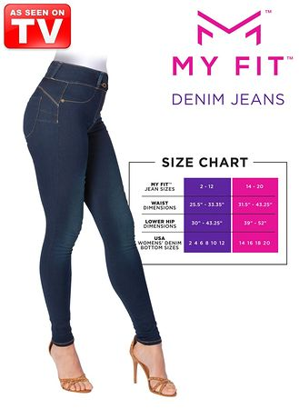 ee43d042e1 Main My Fit™ Jeans