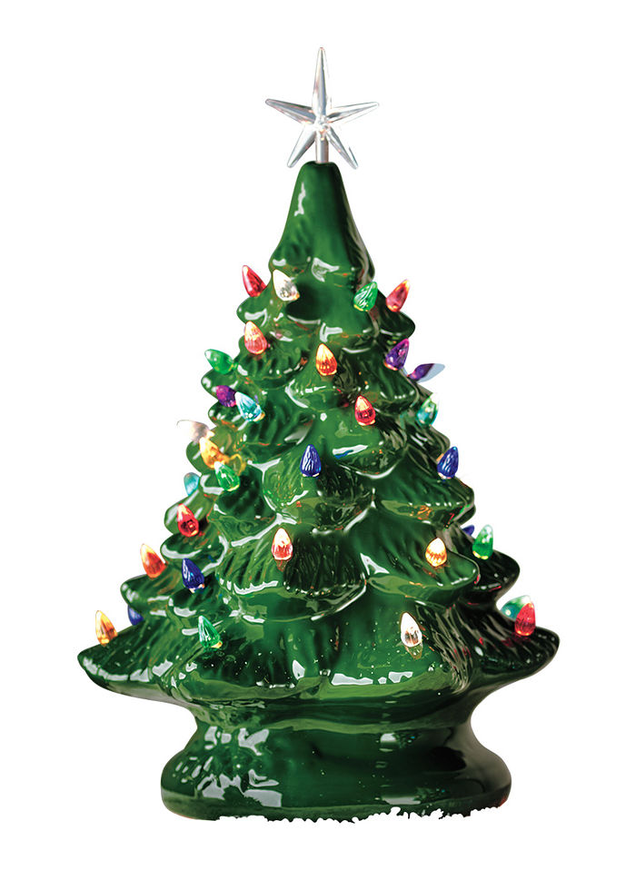 Christmas Tree.Ceramic Christmas Tree
